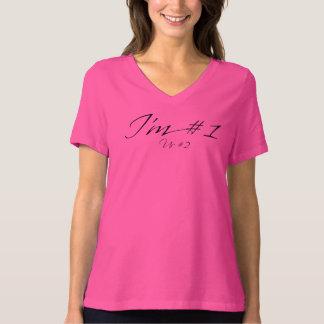 Camiseta Eu sou #1 (Ur #2)