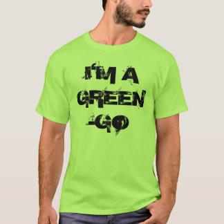 Camiseta Eu sou A GREEN-GO