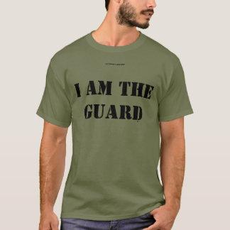 Camiseta Eu sou a guarda