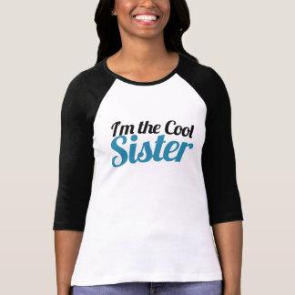 Camiseta Eu sou a irmã legal