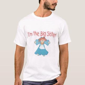 Camiseta Eu sou a irmã mais velha