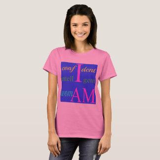 Camiseta Eu sou a mulher 2