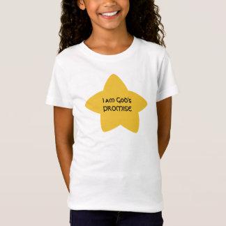 Camiseta Eu sou a promessa do deus