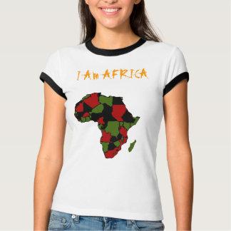 Camiseta Eu sou ÁFRICA