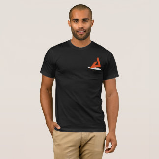 Camiseta Eu sou App todo o T americano