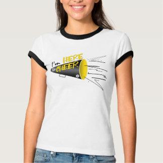 Camiseta Eu sou AQUI ao ELOGIO!