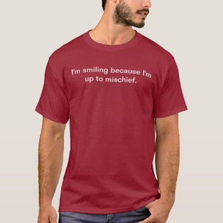 Camiseta Eu sou até o prejuízo