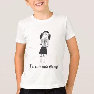 Camiseta Eu sou bonito e assustador
