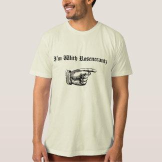 Camiseta Eu sou com Rosencrantz