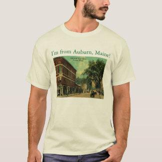 Camiseta Eu sou de castanho-aloirado, vintage de Maine