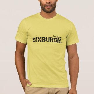 Camiseta eu sou de sixburgh.