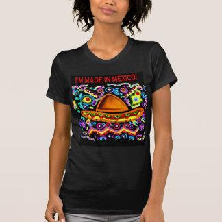 Camiseta Eu SOU FEITO EM MÉXICO
