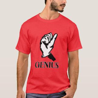Camiseta Eu sou gênio