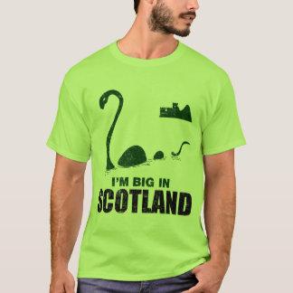 Camiseta Eu sou grande em Scotland
