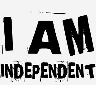 Resultado de imagem para sou independente