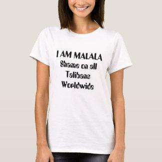 Camiseta Eu sou Malala 2