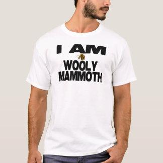 Camiseta Eu sou Mammoth lanoso