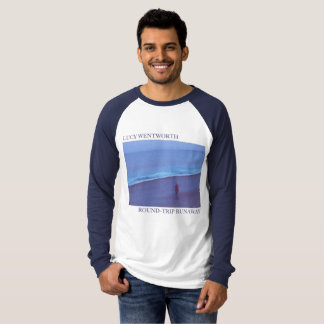"""Camiseta """"Eu sou marinho de um fugitivo da viagem de ida e"""