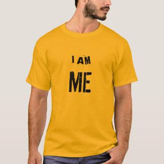 Camiseta EU SOU MIM (a engenharia mecânica)