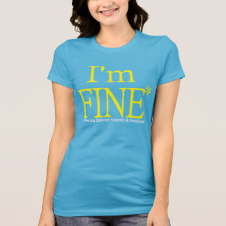 Camiseta Eu sou MUITO BEM!