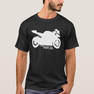 Camiseta EU SOU NINJA ZX-10R - design branco