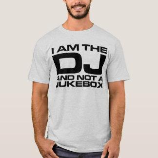 Camiseta Eu sou o DJ