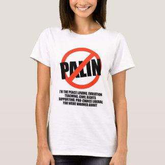 Camiseta Eu sou o liberal que você foi advertido