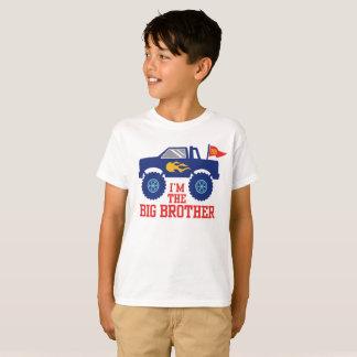 Camiseta Eu sou o monster truck do big brother