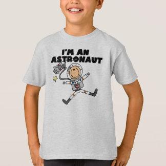 Camiseta Eu sou o t-shirt de um miúdo do astronauta