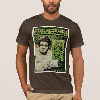 Camiseta Eu sou o último dos Mammas encarnados