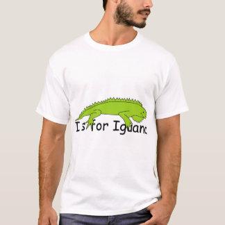 Camiseta Eu sou para a iguana