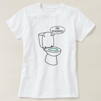Camiseta Eu sou Pooped