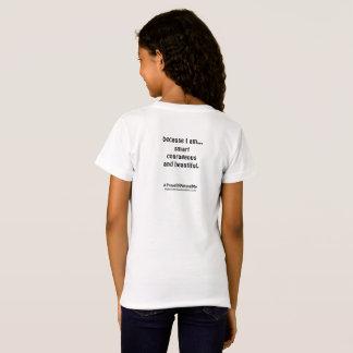 Camiseta Eu sou #Proud2BNaturalMe porque…