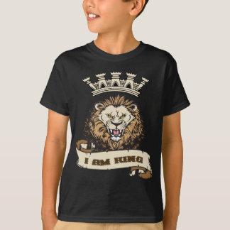 Camiseta Eu sou rei