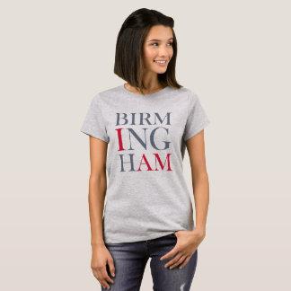 Camiseta Eu sou t-shirt de Birmingham