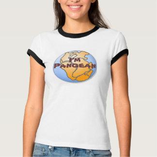 Camiseta Eu sou t-shirt de Pangean - substituição
