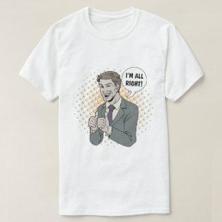 Camiseta Eu sou toda direito!