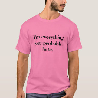 Camiseta Eu sou tudo você…