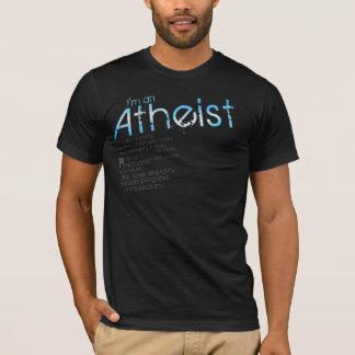Camiseta Eu sou um ateu