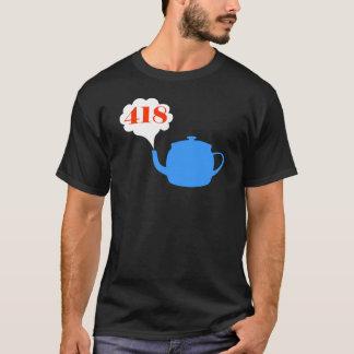 Camiseta Eu sou um bule