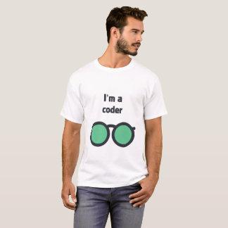 Camiseta Eu sou um codificador