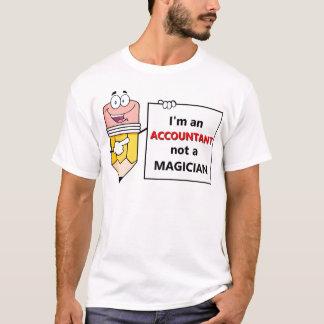 Camiseta Eu sou um CONTADOR não um MÁGICO