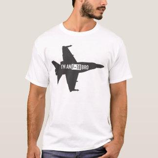 Camiseta Eu sou um F-18 Bro