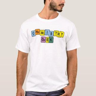 Camiseta Eu sou UM GEEK APPAREL1 da QUÍMICA