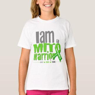 Camiseta EU SOU um guerreiro de Mito