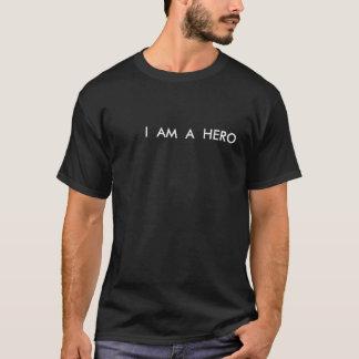 Camiseta EU SOU UM HERÓI - bigjolke t-shirtCustomized