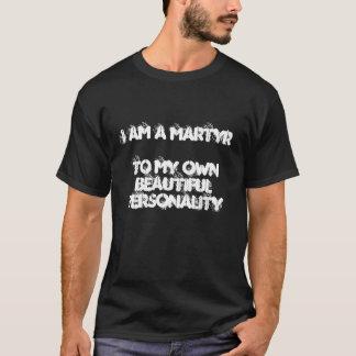 Camiseta Eu sou um mártir
