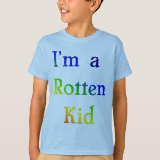 Camiseta Eu sou um miúdo podre