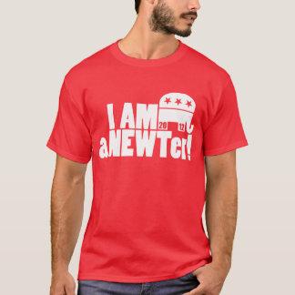 Camiseta EU SOU um NEWTer!