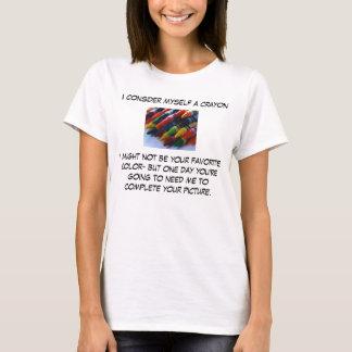 Camiseta Eu sou um pastel